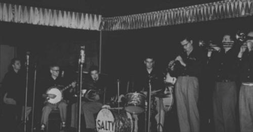 Salty Dogs 1955