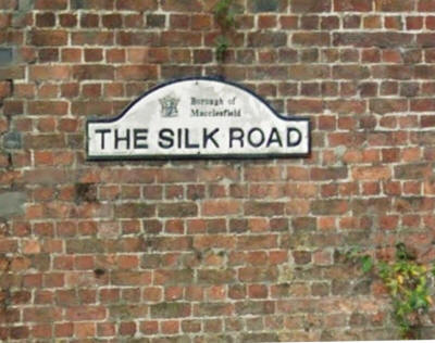 The East Cheshire Silk Road