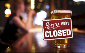 Closed for Beer