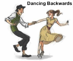 Dancing Backwards