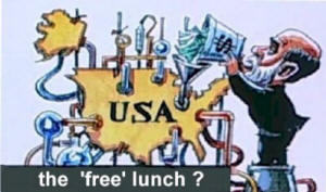 a free lunch ?