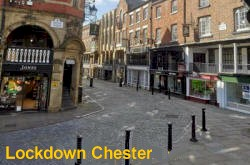 Chester Lockdown