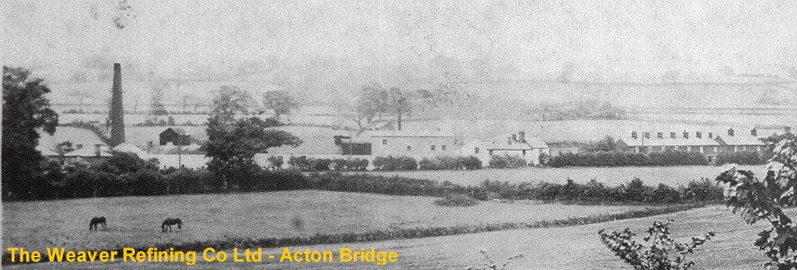 Acton Bridge Mill
