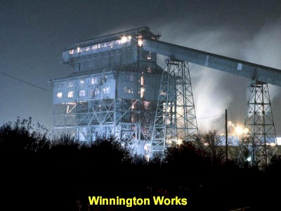 Winnington Works