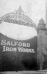 The Salford Iron Works