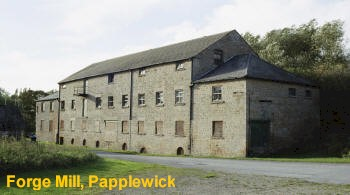 Forge Mill, Papplewick