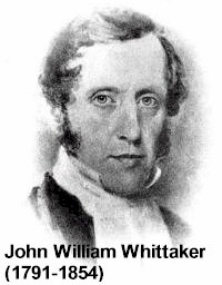 John William Whittaker