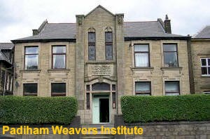 Padiham Weavers Institute