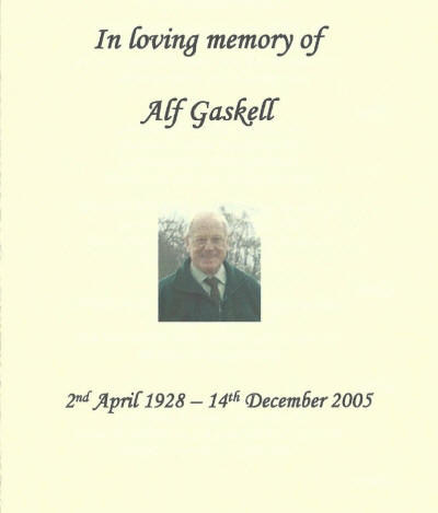 Alf Gaskell