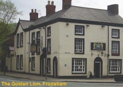 The Golden Lion, Frosham