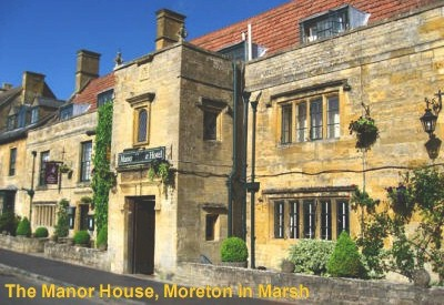 The Manor House, Moreton in Marsh