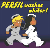 Persil washes whiter