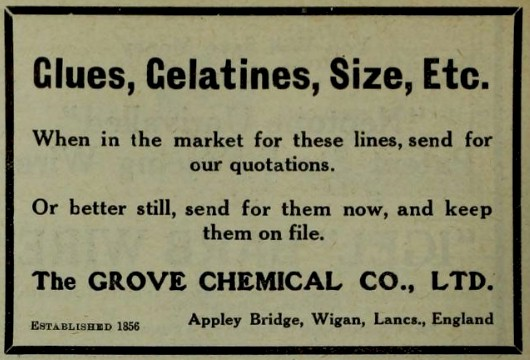 Grove Chemicals